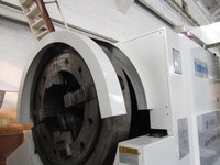 CNC Pipe Threading Lathe QK1246 made in China