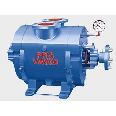 Cast Iron Liquid Ring Vacuum Pumps