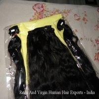 Clip Human Hair Extensions
