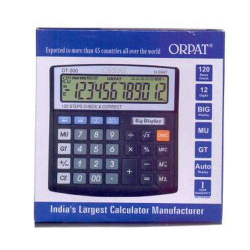 Orpat Calculator