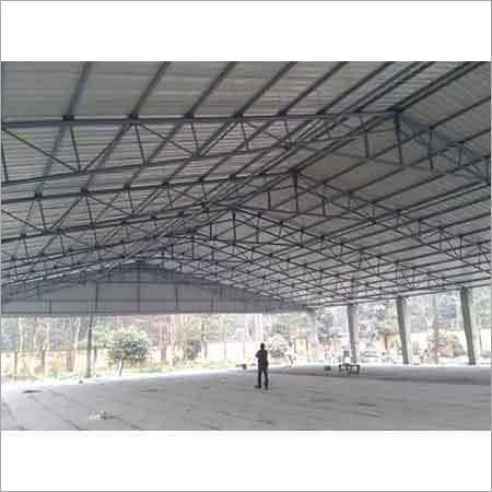 Prefabricated Steel Structure Service
