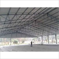 Prefabricated Steel Structure Service
