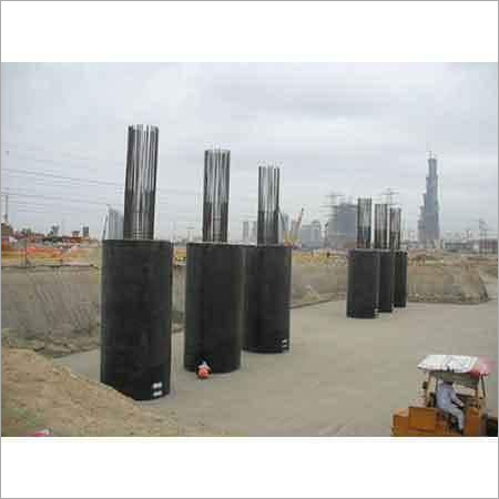 Liner Pile Foundation Service