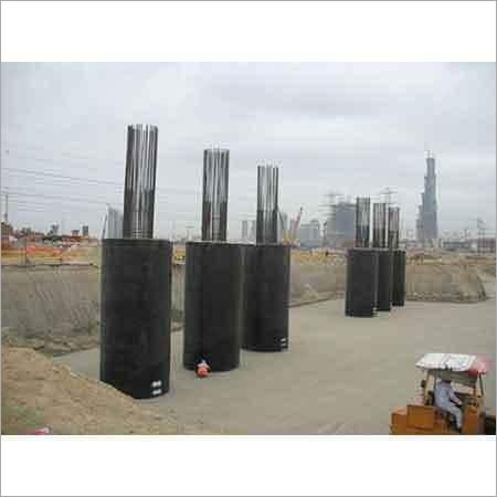 Liner Pile Foundation Service