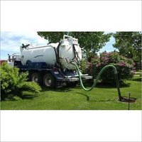 Septic Tank Suction Service