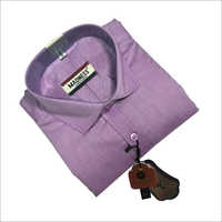 Full Sleeve Formal Shirt on Purple Shirts
