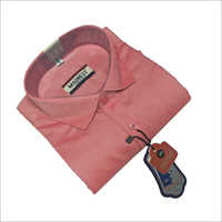 Full Sleeve Formal Shirt on Red Shirts