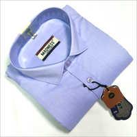 Full Sleeve Formal Shirt on Violet Shirts