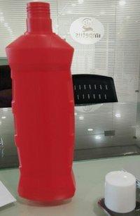 Empty Bathroom Cleaner Bottle