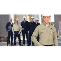 Industrial Worker Dress Fabrics
