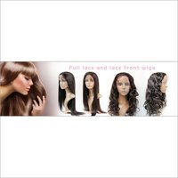 Swiss Lace Hair Wig
