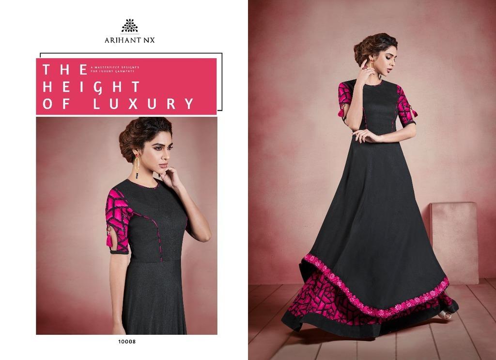 Gown Style Designer Kurtis
