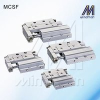 Low Profile Slide Cylinder Model: MCSF