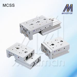 Slide cylinders Model: MCSS