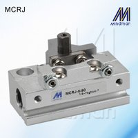 Mini-Rotary Atuator  Model: MCRJ