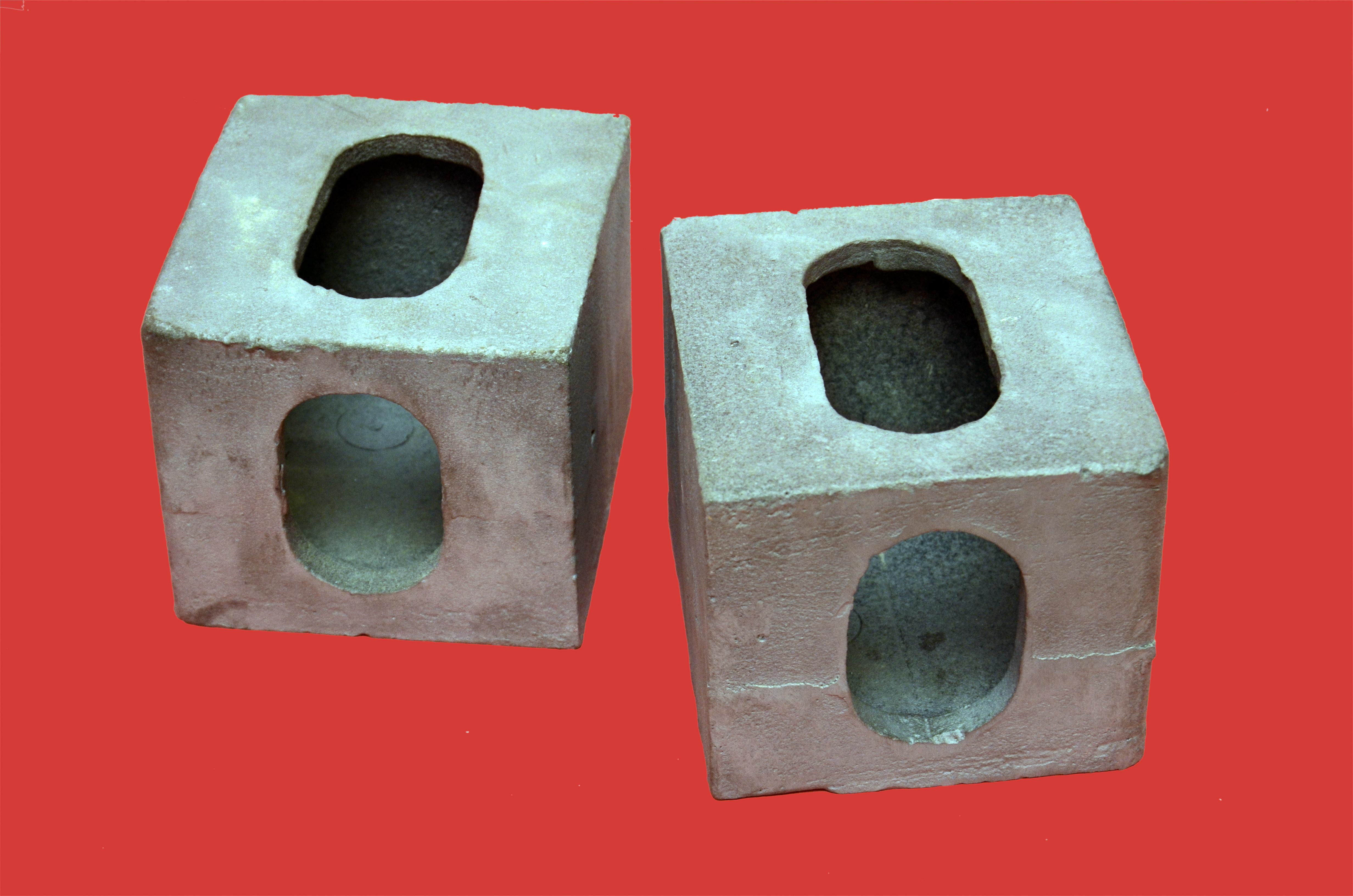 Light Container Corner Block