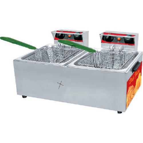 Elegant Design & Energy Saving Fryer DF 8L D