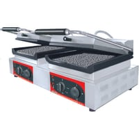 Non Stick Coated  Griller SG 10 DBl