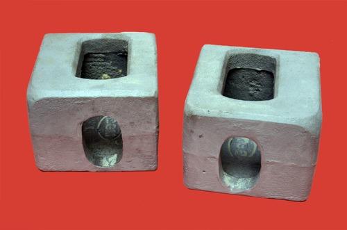 Container corner block (Heavy)
