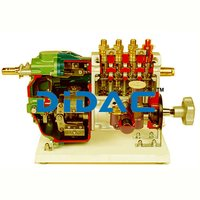 In Line Injection Pump