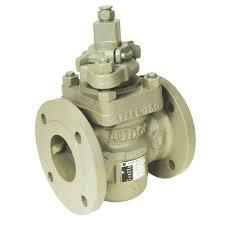 AUDCO Cast Iron Plug Valve Short Pattern
