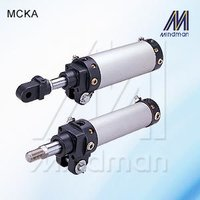 Clamp Cylinders Model: MCKA