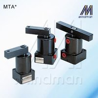 PNEUMATIC-Swing Clamp Cylinders Model: MTA