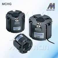 Lower Height of Three Jaw Grippers Model: MCHG