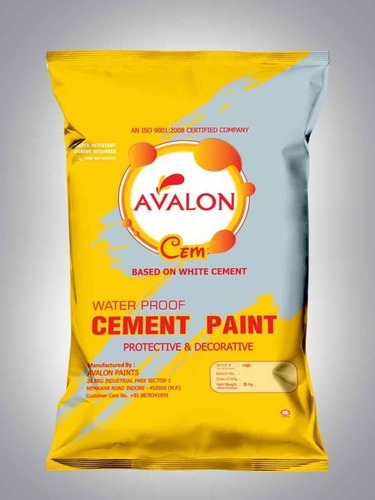 Avalon Water Proof Cement Paint