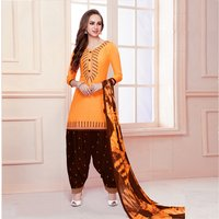 Fancy Wear Patiala Suit