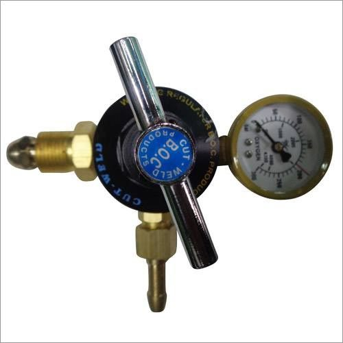 Single Stage Meter Oxygen Regulator