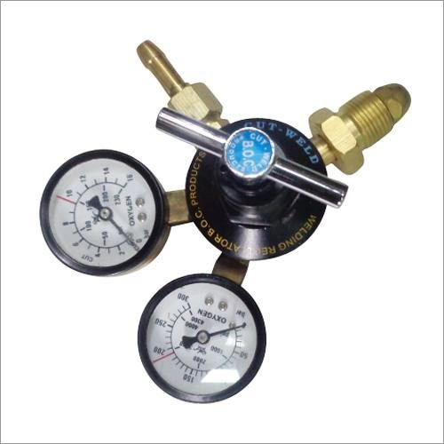 Single Stage Double Meter Oxygen Regulator