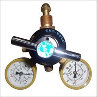Single Stage Single Meter Oxygen Regulator