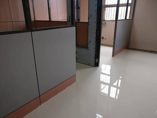 epoxy floring with different thickness