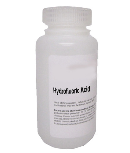 Hydrofluoric acid