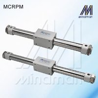 Magnetically Coupled Rodless Cylinder Model: MCRPM