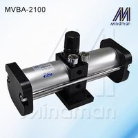 Booster Regulator Model: MVBA-2100