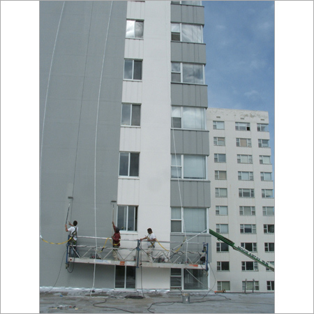 Commercial Exterior Painting Services