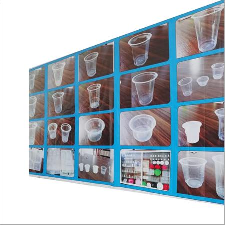 Disposable Transparent Plastic Glass