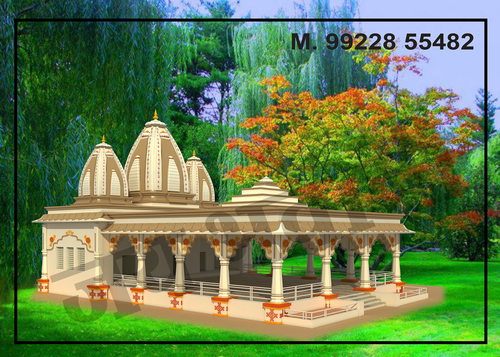 Maharastrian Temple Construction Services