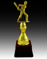 BT 401 Best Batsman Trophy