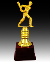 BT 501 Best Batsman Trophy