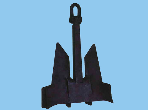Large grasping force balance anchor