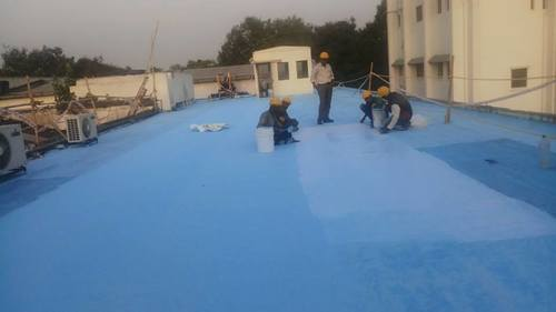 acrylic waterproofing