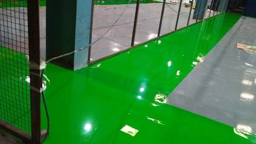 Epoxy Flooring with different Thickness