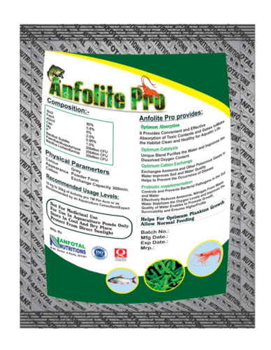 Aquaculture Pond Toxin Binder And Water Sanitizer (Anfolite Pro)