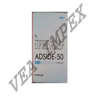 Adside 50(Etoposide Capsules)