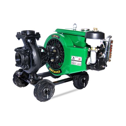 Diesel pump set 4 START CNV 3+