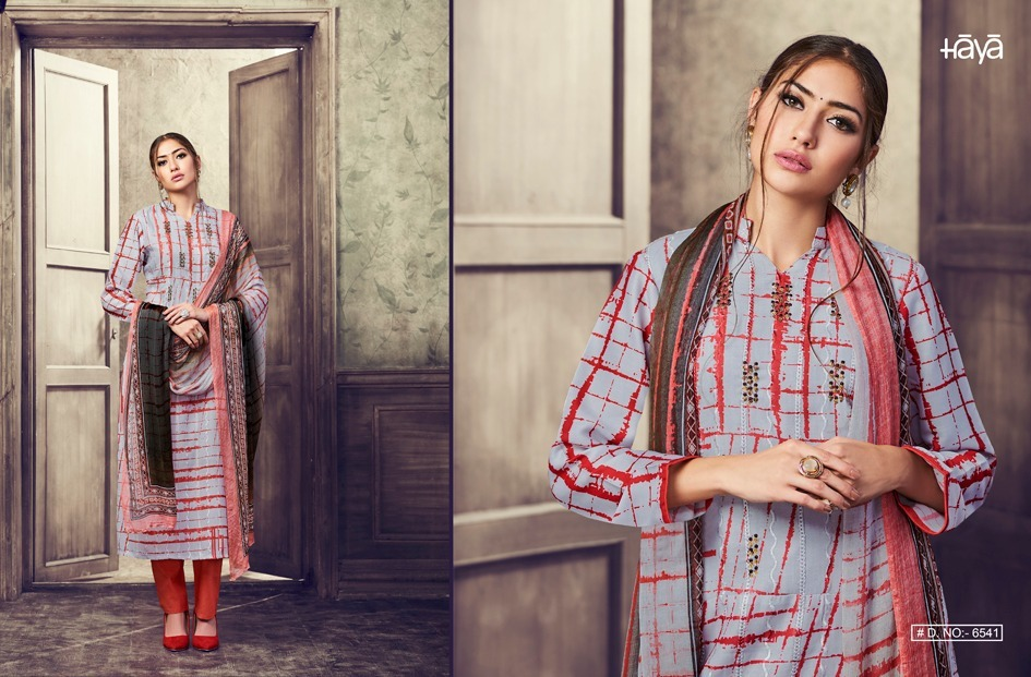 Pure Cotton Printed Suit