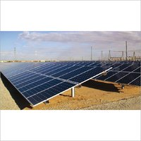 Solar Power System Services